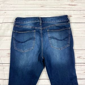 Juniors So Size 11 Stretch Jeggings
